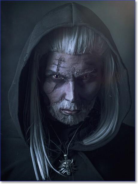 Ведьмак косплей