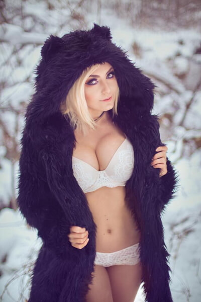 Джессика Нигри косплей