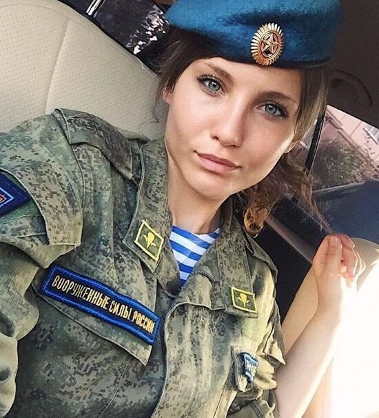 Военные девушки