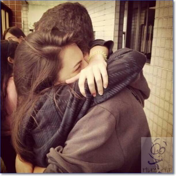 Фото парень с девушкой обнимаются