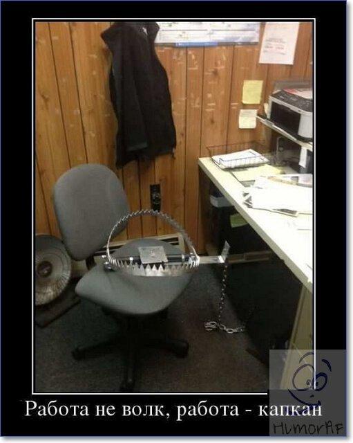 Ржачные картинки про работу