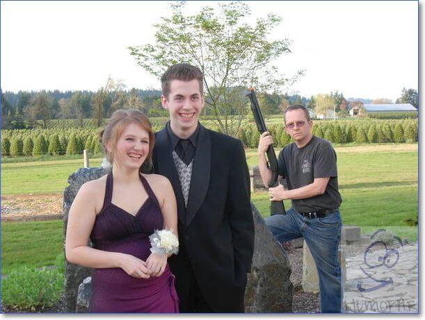 Смешные фото выпускного