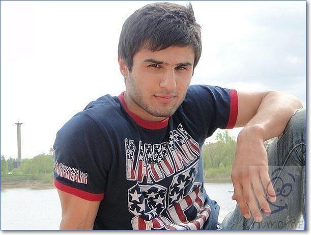 Фото кавказских парней