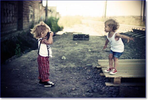 Фото малышей прикольные