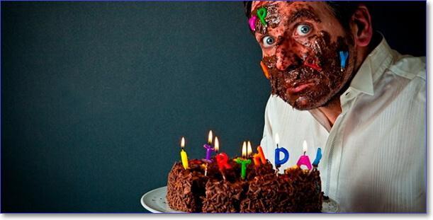 Открытка с днем рождения мужчине прикольные фото