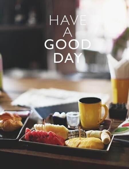 Картинки с хорошим днем на английском языке, картинка днюхой
