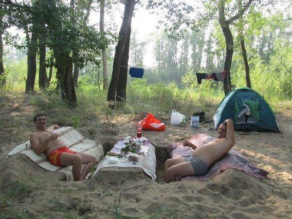 Приколы про лето