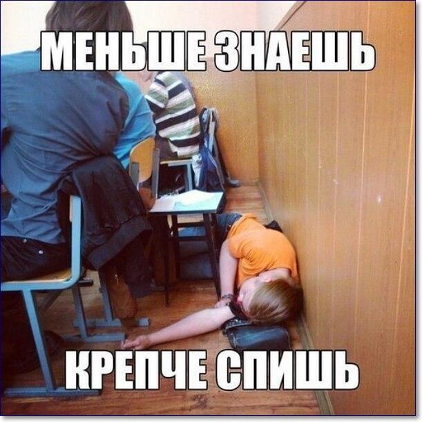 Смешные картинки про школу и надписями, для