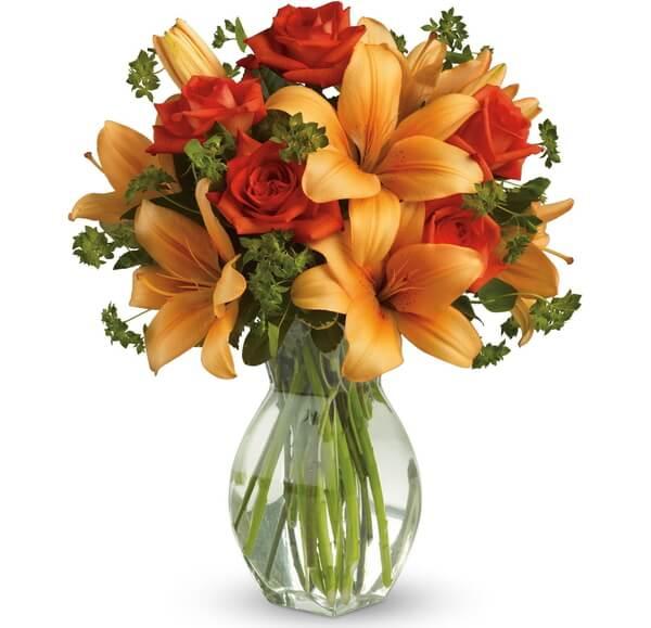 Красивые букеты цветов хорошего дня