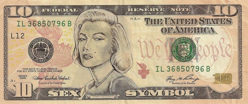 Приколы с долларом картинки, поздравления