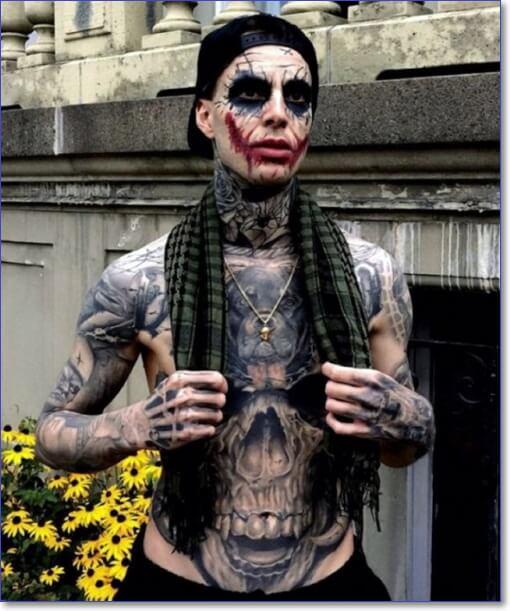 Татуировки приколы