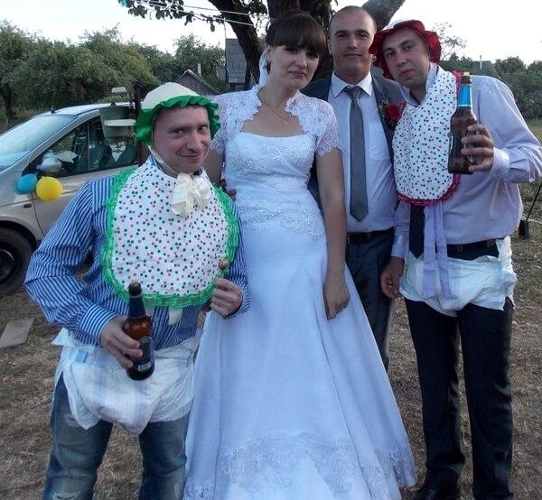 его смешные фото колхозных свадеб что-то вроде слова