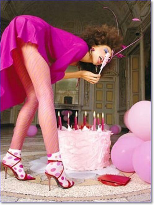 Фото с днем рождения девушке прикольные