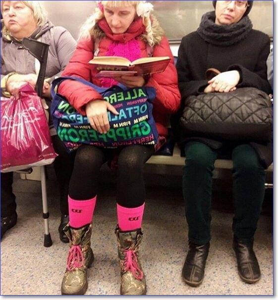 Модницы и модники из Минска