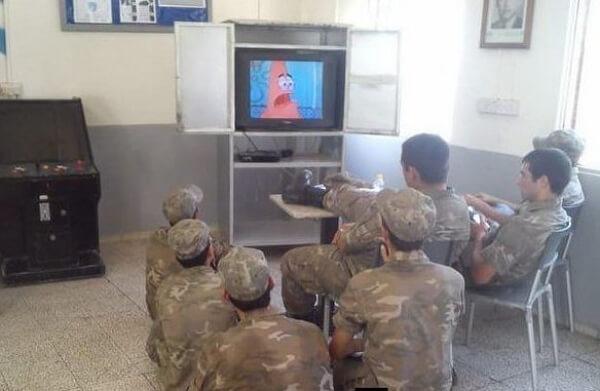 Приколы из армии фото