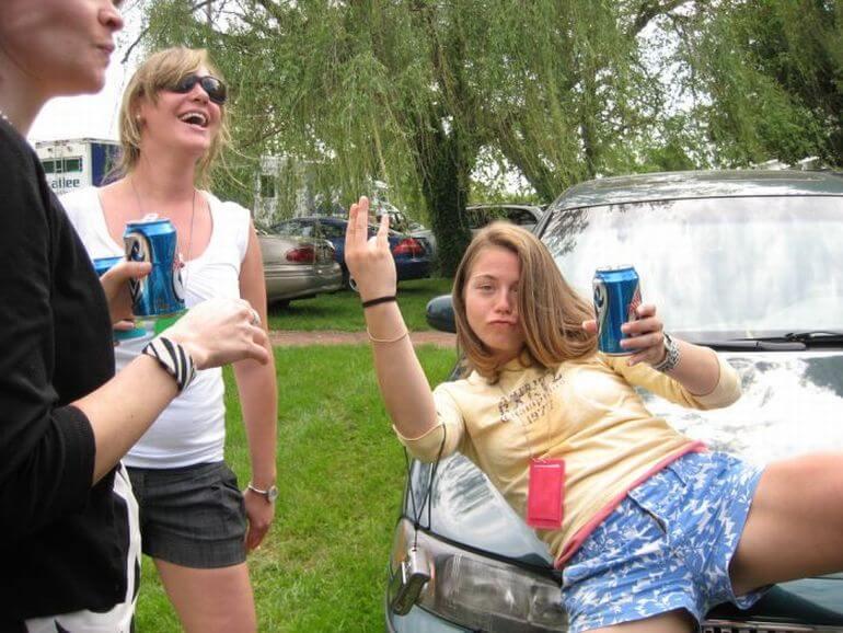 Смотреть лучшие приколы пьяные девушки