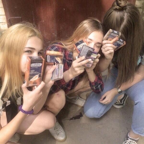 Юмор фото приколы девушки из России