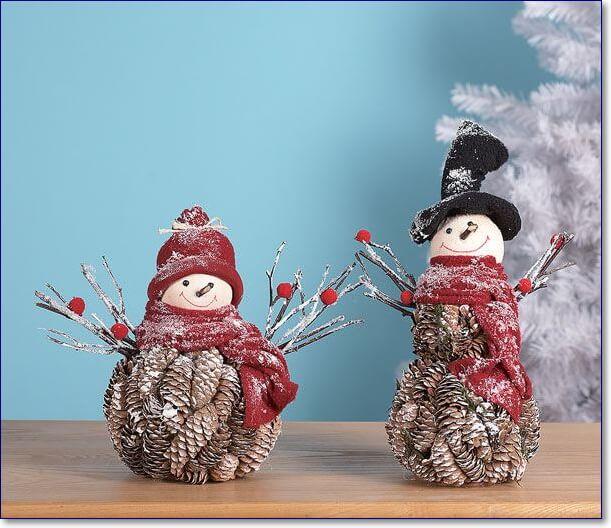поделки на новый год снеговики фото доказанная практика
