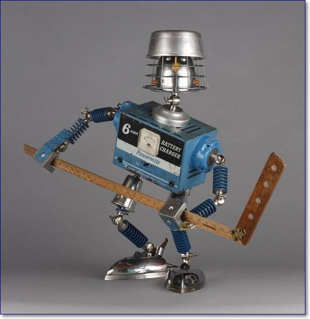 Смешные фото роботов