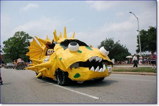Фото смешных машин со всего мира