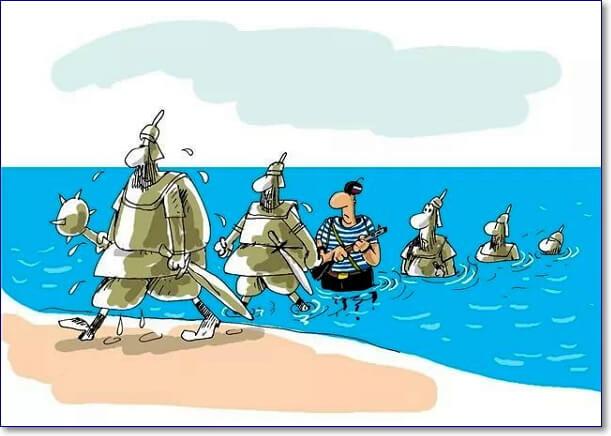 С днем морской пехоты смешные картинки