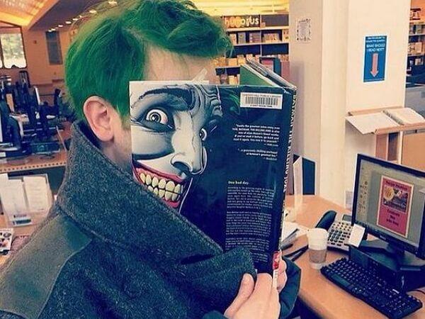 Книжные продавцы с неиссякаемым чувством юмора