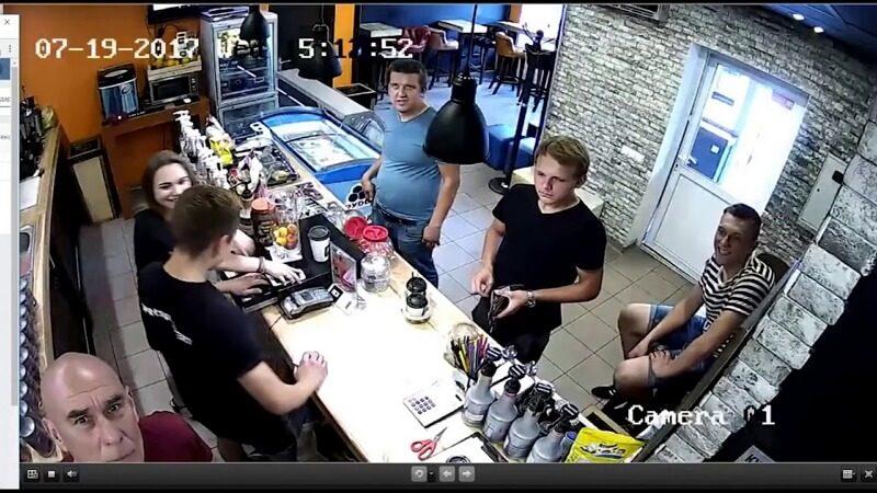 Неизвестный хакер взламывает веб-камеры на Украине