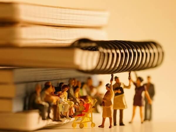 Потрясающие миниатюры от Танаки Тацуи