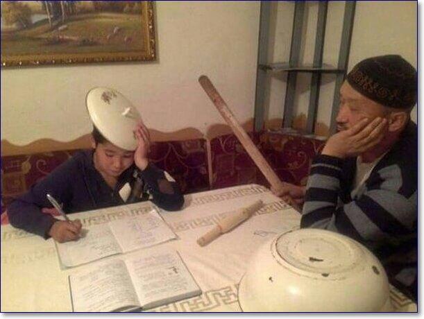 Смешные картинки про домашнее задание