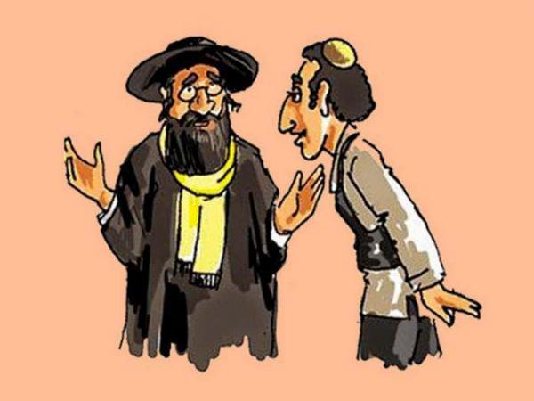 Анекдот про татарина и еврея