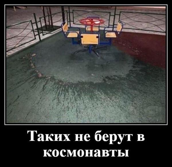 Демотиваторы 14.04.2019