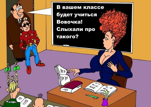 Самые лучшие анекдоты про Вовочку