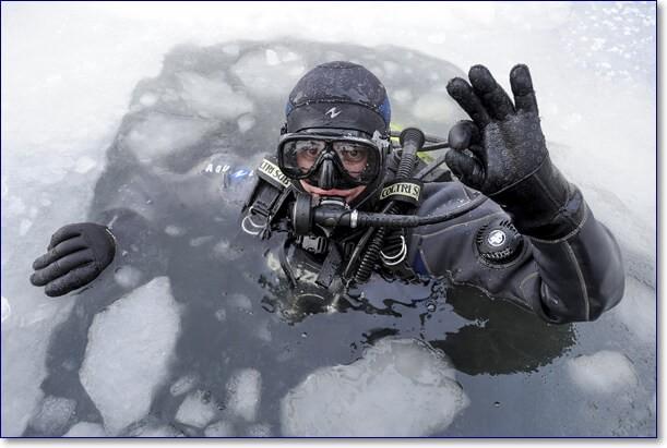 Красивые картинки День водолаза в России
