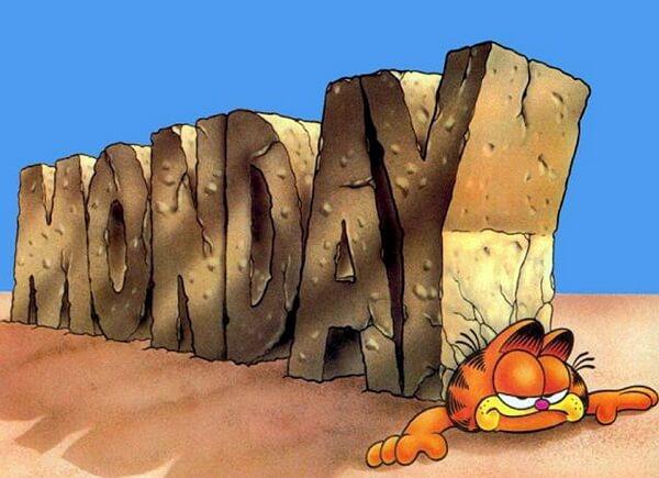 Понедельник день тяжелый картинки прикольные