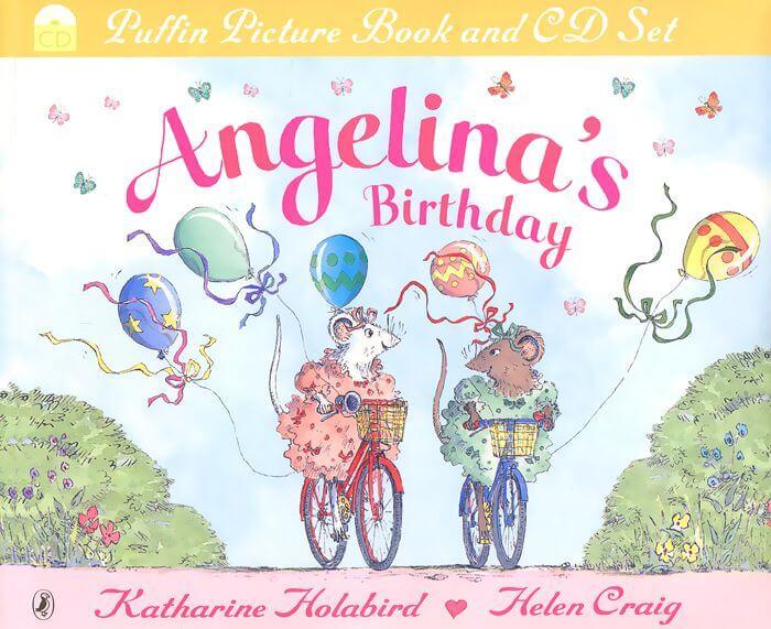 Красивые картинки с днём рождения Ангелина