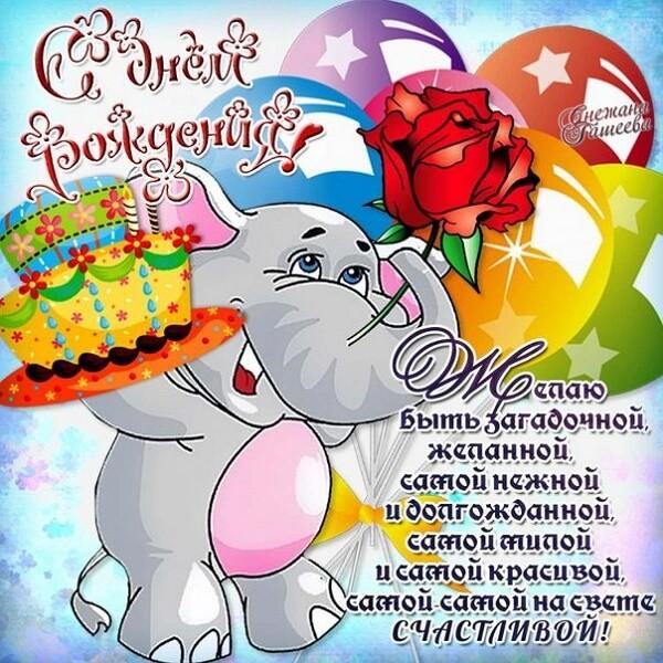 День рождения василисы поздравления