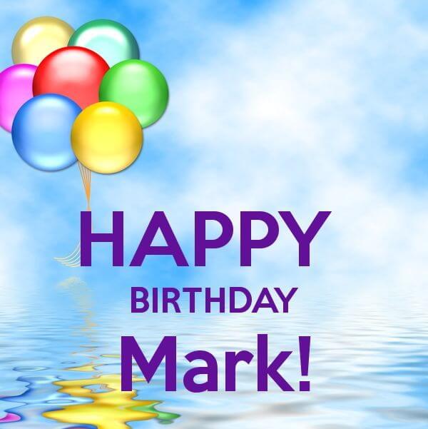 Вспомнила тебе, открытки с днем рождения марк