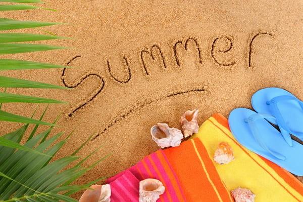 Картинки с надписью лето
