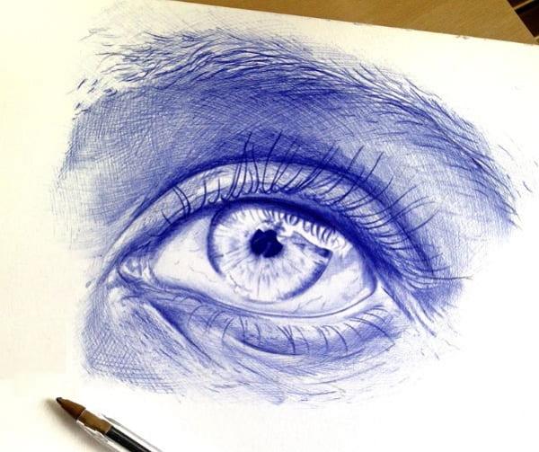 Милые рисунки для срисовки ручкой