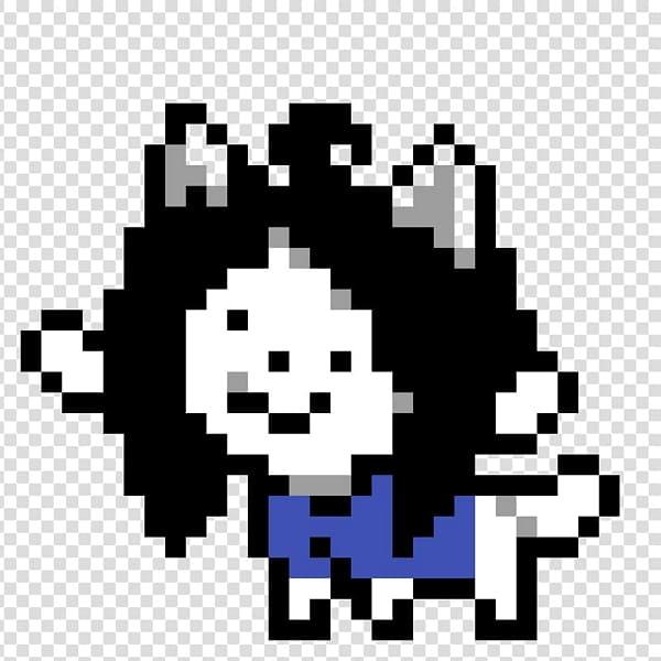 Рисунки для срисовки Андертейл пиксельные
