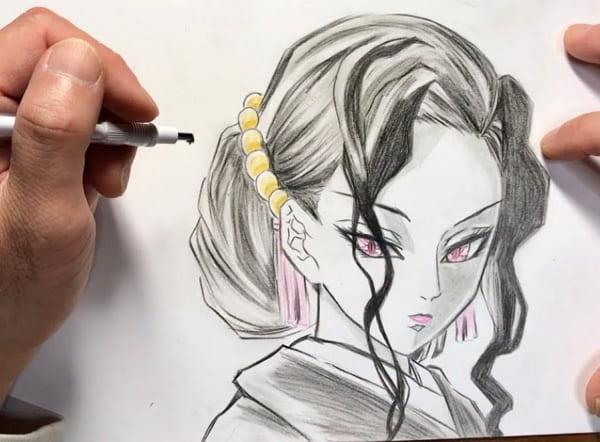 Рисунки для срисовки 3 маркера челлендж