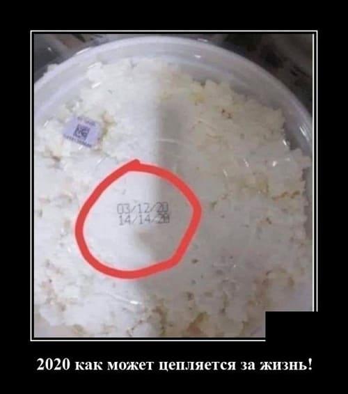 Демотиваторы за 20.01.2021